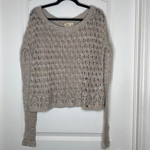 Hollister Oversized Knit Sweater